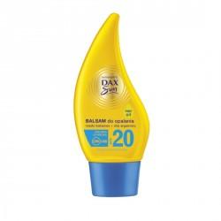 Dax Sun - balsam z masłem kakaowym i olejem arganowym SPF20, poj. 150 ml