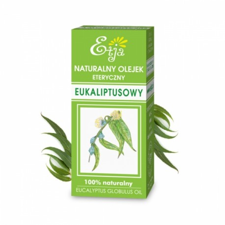 Etja - olejek eukaliptusowy, poj. 10 ml
