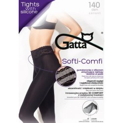 SOFTI-COMFI 140 den - rajstopy damskie klasyczne