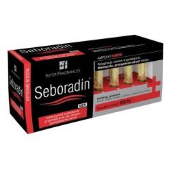 Seboradin Men Ampułki Forte - pielęgnacja włosów wypadających, poj. 14 ampułek x 5,5 ml