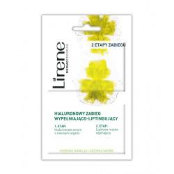 Lirene Hialuronowy zabieg wypełniająco-liftingujący, poj. 2 x 6 ml
