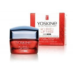 Yoskine KIREI LIFTING - krem na dzień i na noc SUPER V-LIFTING – potrójna moc 3 x retinol filler, poj. 50 ml