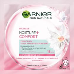 Garnier Moisture + Comfort - maska kompres super nawilżenie i ukojenie, 32 g