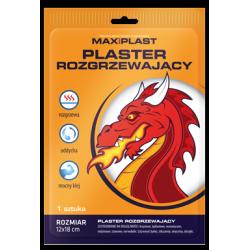 Maxiplast - plaster rozgrzewający, 1szt