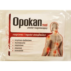 Opokan Med - plaster rozgrzewający, 1 szt