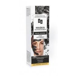 AA CARBON&CLAY - maska oczyszczająca, węgiel japoński, cera mieszana i normalna, poj. 30 ml