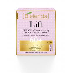 Bielenda LIFT - liftingująco–odmładzający krem przeciwzmarszczkowy 60+ DZIEŃ, SPF 10, poj. 50 ml
