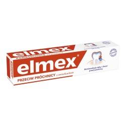 Elmex Przeciw Próchnicy - pasta do zębów, poj. 50 ml