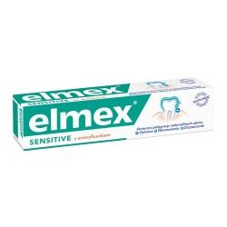 Elmex Sensitive - pasta do zębów z aminofluorkiem, poj. 50 ml