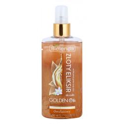 Bielenda Golden Oils - ZŁOTY ELIKSIR dwufazowy olejek do ciała, poj. 150 ml