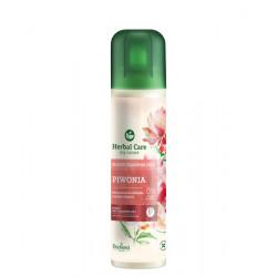 HERBAL CARE - suchy szampon ziołowy 2w1 PIWONIA, poj. 180 ml
