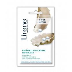 Lirene SUPER LIFTING - rozświetlająca maska napinająca, poj. 8 ml
