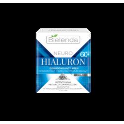 Bielenda NEURO HIALURON - odbudowujący krem – koncentrat przeciwzmarszczkowy 60+ dzień/noc, poj. 50 ml