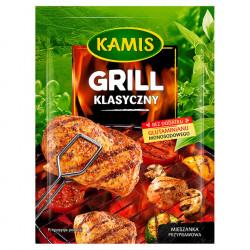 Kamis - Grill Klasyczny, mieszanka przyprawowa, masa netto: 25 g