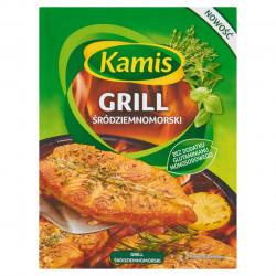 Kamis - Grill Śródziemnomorski, mieszanka przyprawowa, masa netto: 20 g