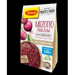 Winiary - Kaszotto buraczkowe, pęczak z kremowym sosem, masa netto: 248 g