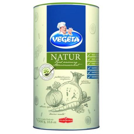 Vegeta - Natur, przyprawa warzywna do potraw, waga netto: 300 g