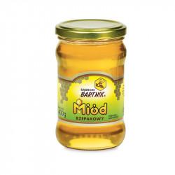 Sądecki Bartnik - miód rzepakowy, masa netto: 400 g