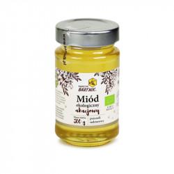 Sądecki Bartnik -Miody Ekologiczne, miód akacjowy, masa netto: 300 g