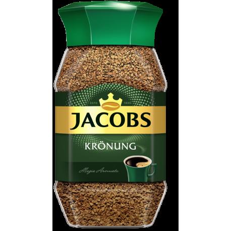 Jacobs - Krönung, kawa rozpuszczalna, masa netto: 200 g