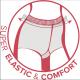 COMFORT STYLE - rajstopy damskie klasyczne