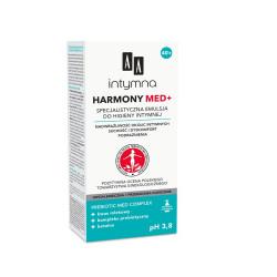 AA INTYMNA - HARMONY MED+ pH 3,8. Specjalistyczna emulsja do higieny intymnej, Na podrażnienia i dyskomfort, poj. 300 ml