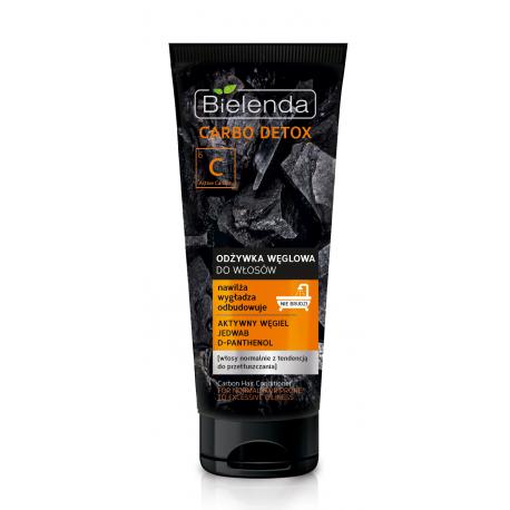 Bielenda CARBO DETOX - odżywka węglowa do włosów, poj. 200 ml