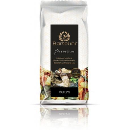 Bartolini - Premium, muszelka smakowa, durum 100%, masa netto: 400 g