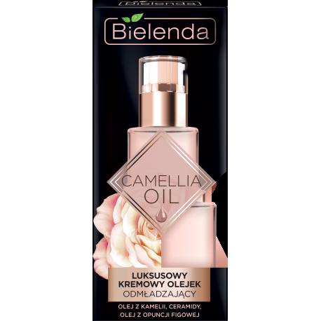 Bielenda CAMELLIA OIL - luksusowy olejek odmładzający, poj. 15 ml