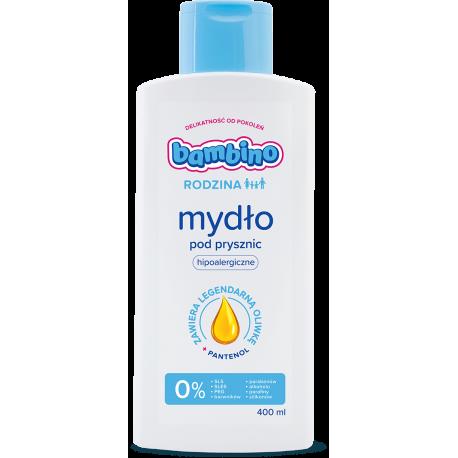 Bambino Rodzina - mydło pod prysznic, hipoalergiczne, poj. 400 ml