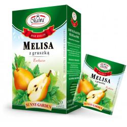 Malwa - melisa z gruszką, poj. 20 torebek x 2 g