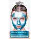 Bielenda BLUE DETOX - detoksykująca maska metaliczna do cery suchej i wrażliwej, poj. 8 g