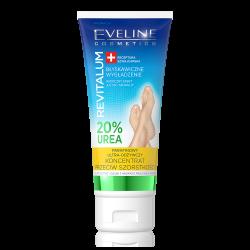 Eveline Revitalum - parafinowy ultra-odżywczy koncentrat przeciw szorstkości 20% Urea, poj. 100 ml