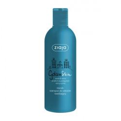 Ziaja GdanSkin - morski szampon do włosów, nawilżający, poj. 300 ml
