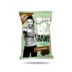 BeRAW Kuleczki Chocolate & Mint Explosion - mięta, surowe kakao, masa netto: 65 g
