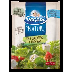 Vegeta - Natur, do sałatek i dipów, mieszanka przyprawowa, masa netto: 60 g