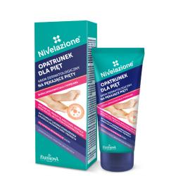 NIVELAZIONE Stopy - OPATRUNEK DLA PIĘT, krem dermatologiczny na pękające pięty, poj. 75 ml