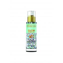 Bielenda GLOW ESSENCE - tonująca baza pod makijaż – wyrównanie kolorytu, poj. 30 g