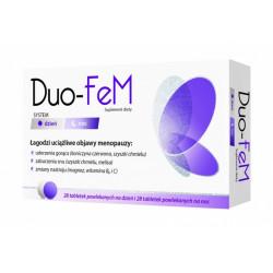 Natur Produkt Pharma - Duo-Fem, tabletki na dzień, 28 szt + tabletki na noc, 28 szt.