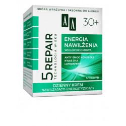 AA Technologia Wieku 5 REPAIR - ENERGIA NAWILŻENIA, dzienny krem nawilżająco-energetyzujący, poj. 50 ml