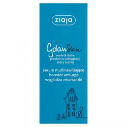 Ziaja GdanSkin - serum multinawilżające booster, anti-age, wygładza zmarszczki, poj. 50 ml