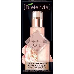 Bielenda CAMELLIA OIL - luksusowe serum odmładzające, poj. 30 ml