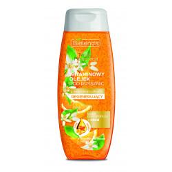 Bielenda TWOJA PIELĘGNACJA - witaminowy olejek pod prysznic z mikrokapsułkami REGENERUJĄCY, poj. 440 g