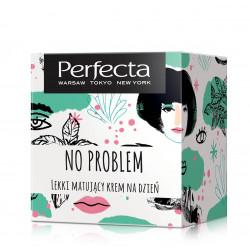 Perfecta No Problem - lekki matujący krem na dzień, poj. 50 ml