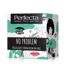 Perfecta No Problem - regulujący sebum krem na noc, poj. 50 ml