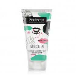 Perfecta No Problem - peelingujący żel do mycia twarzy odblokowujący pory, poj. 150 ml