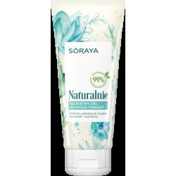 Soraya Naturalnie - delikatny żel do mycia twarzy, poj. 150 ml