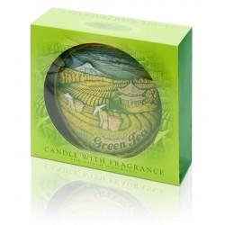 Dysk 130 - świeca zapachowa Green Tea