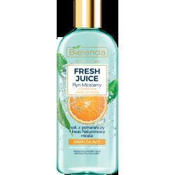 Bielenda FRESH JUICE - Nawilżający płyn micelarny POMARAŃCZA, poj. 500 ml