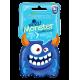 Bielenda MONSTER - maska w płacie 3D, BOSKI ROLF – nawilża, zawartość: 1 szt.